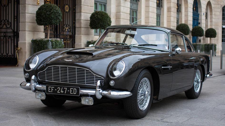 The Truth Behind Bond S Aston Martin S Db5 Evonik Industries